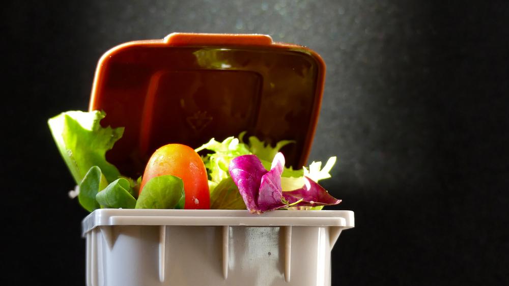 Lebensmittelverschwendung - Lebensmittel spenden.